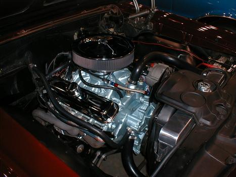Pontiac GTO 400 stroker