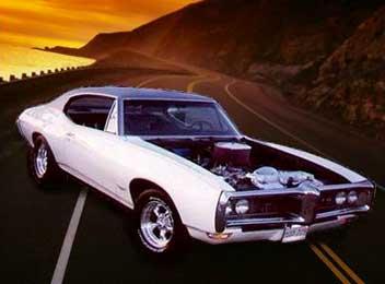 1968 Pontiac GTO Paradise Road