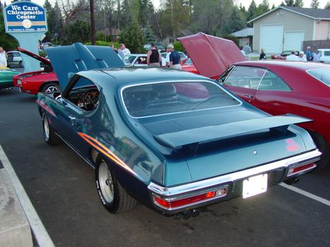 1970 GTO Judge Pilot Butte