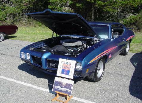Markd S 70 Pontiac Gto Judge American Torque Com