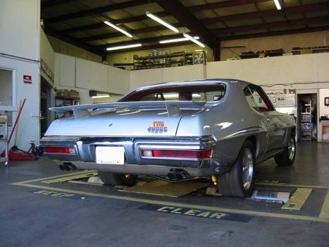 Dyno 1970 Pontiac GTO Judge