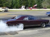 Bremerton BOP burnout Pontiac