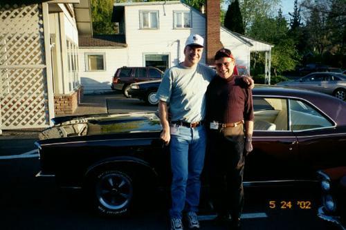 Jim Wangers 67 Pontiac GTO