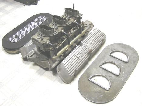Ford Tripower Cobra