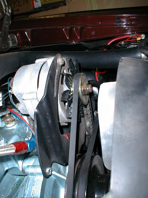 Pontiac alternator and power steering photos - American Torque  com