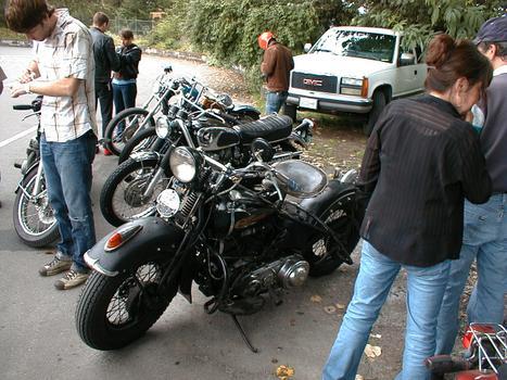 1947 Harley