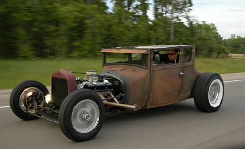 1927 Model T built by Oddball Kustoms