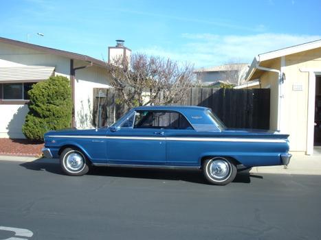 1963 Ford Fairlane - American Torque  com