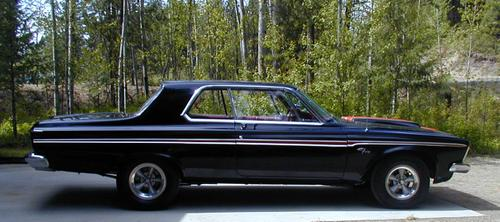 1963 Plymouth Fury Max Wedge American Torque Com