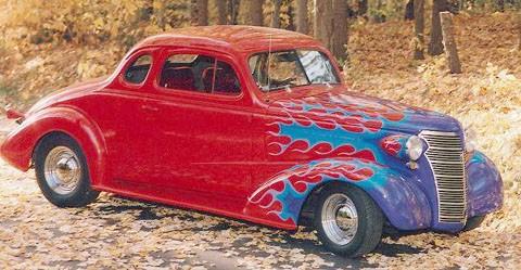 1938 Chevy Coupe - American Torque  com