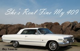 1963 Chevy Impala 409