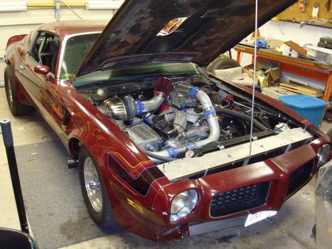 Pontiac Transam Turbo 1 1