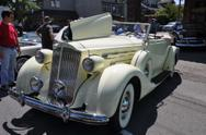 1937 Packard Victoria Convertible 12-Cylinder