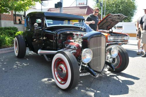 1931 Ford 5-Window Coupe