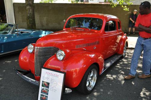 1939 Chevy Master Deluxe Coupe