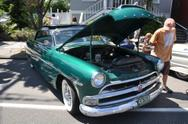 1954 Hudson Hornet with Twin H Power