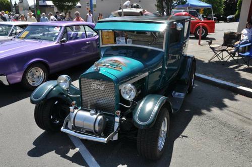 1926 Ford 2-door Model T