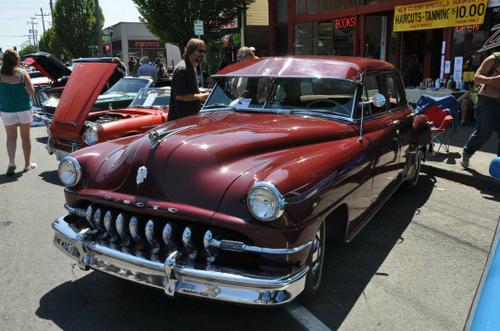 1952 DeSoto Custom
