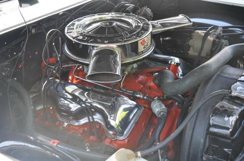 1963 Chevy Impala SS 409 Convertible