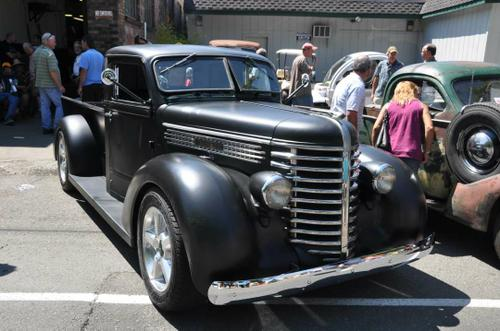 1947 Diamond T