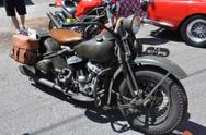 1942 Harley Davidson