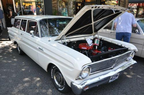 1965 Ford Falcon 2-Door Wagon