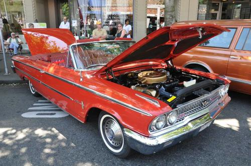 1963 1/2 Ford Galaxie 500 Convertible