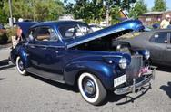 1940 Chevy Special Deluxe Business Coupe