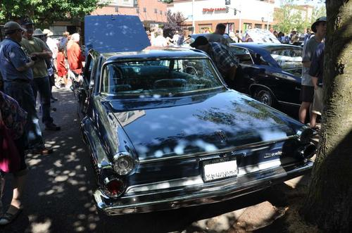 1962 Dodge Dart 413 Max Wedge