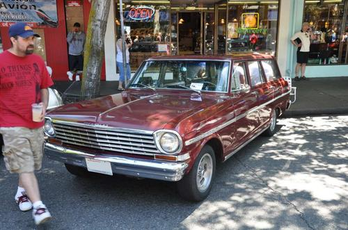 1963 Chevy Nova Wagon