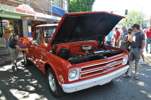 1967 Chevy Custom Pickup