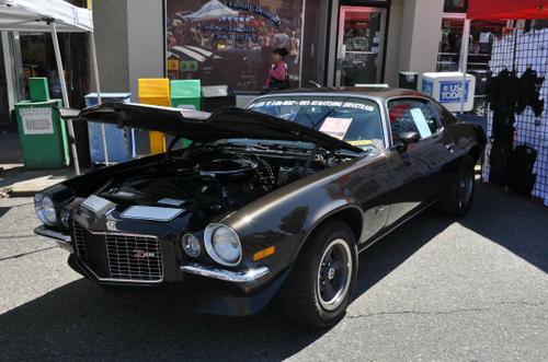 1972 Chevy Camaro Z/28