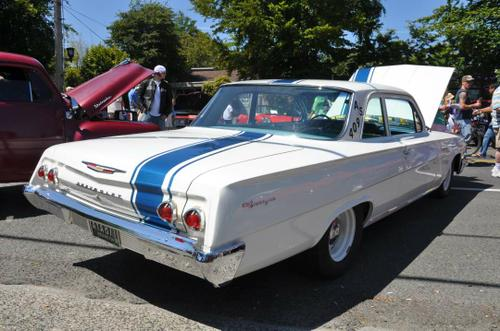 1962 Chevy Biscayne 409 A/S