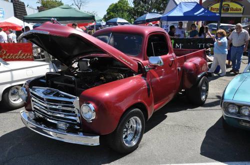 1950 Studebaker 1/2 ton pickup