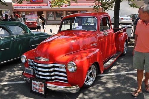 1951 Chevy 3100