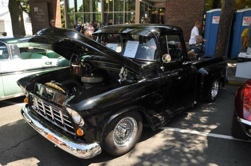 1955 Chevy Pickup Custom