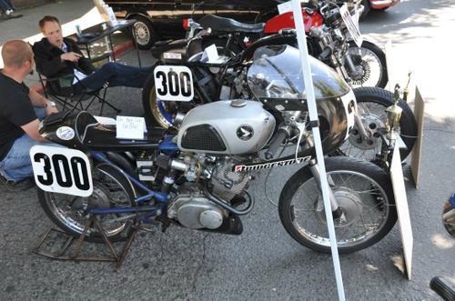 1966 Honda CL160D