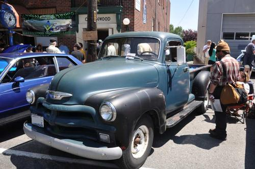 1954 Chevy 3/4 ton Pickup