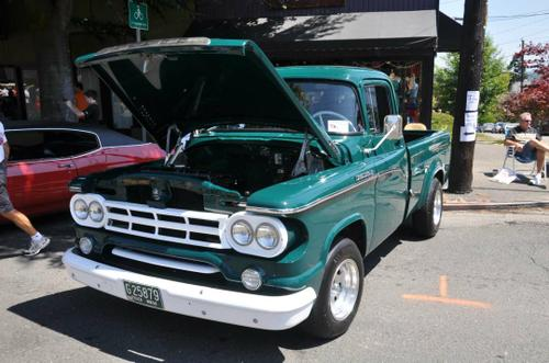 1959 Dodge D-100 Pickup