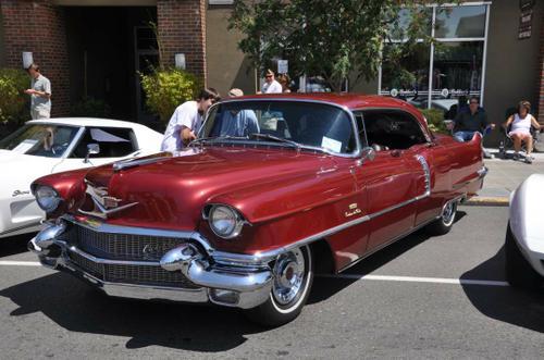 1956 Cadillac Sedan Deville
