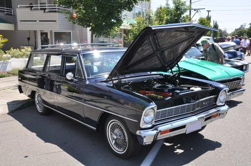 1966 Chevy Nova Wagon