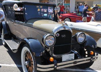 1925 Chrysler Six Model B