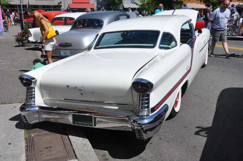 1957 Olds 98 Holiday Coupe