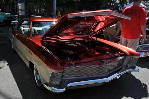 1963 Buick Riviera Custom 401 Nailhead
