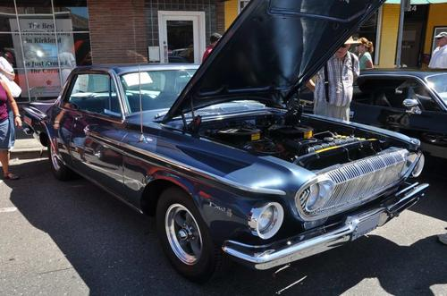 1962 Dodge Dart 440 Stage 1 413 Max Wedge