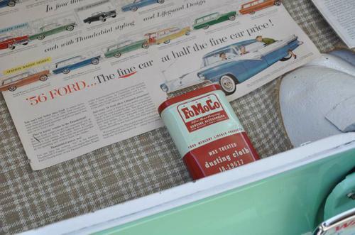 1956 Ford Fairlane Town Sedan