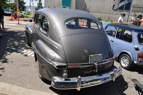 1946 Mercury 4-Door Sedan