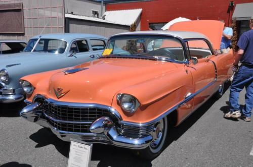 1955 Cadillac Coupe