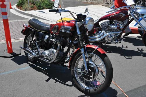 1968 Triumph Bonneville