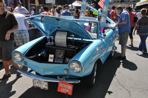 1964 Amphicar 7-70